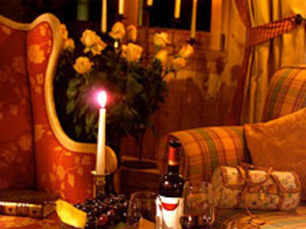 soggiorno invernale con relax