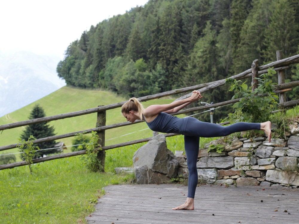 Yoga & Naturellness® im Juli