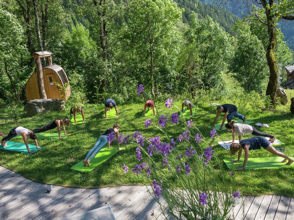 Yoga & Naturellness® mit Judith Mila Durante