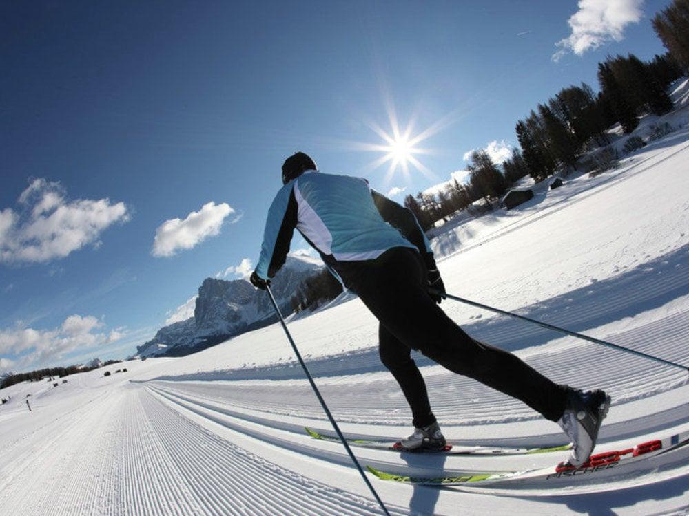 Eldorado per sci di fondo nella Valle di Casies