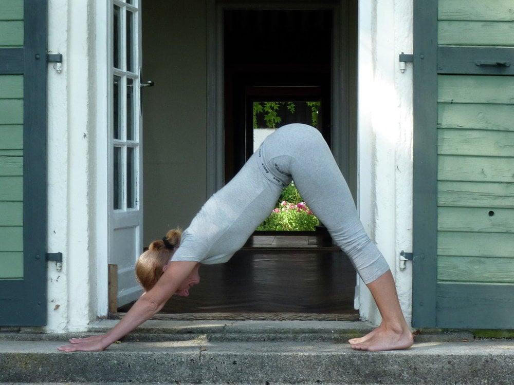 Yoga e escursionismo