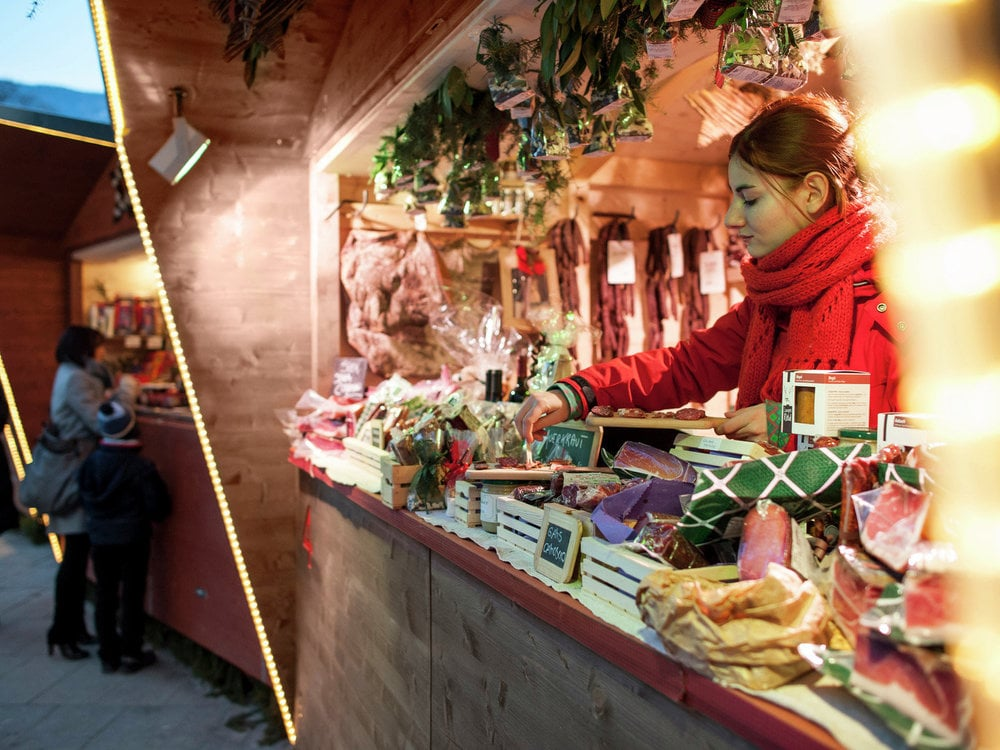 Christmas magic in South Tyrol
