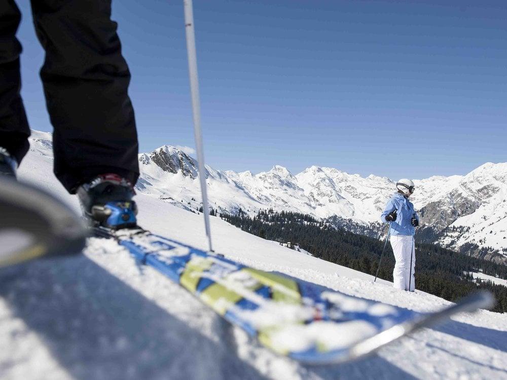 Wellness ski