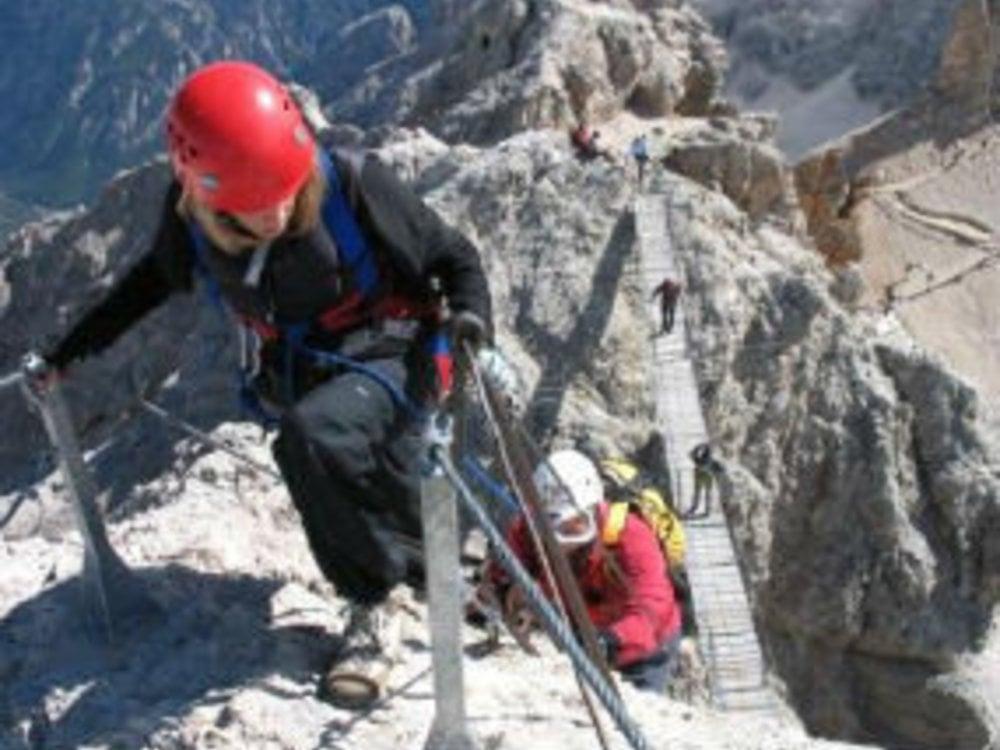 Klettern & Wandern aus Leidenschaft