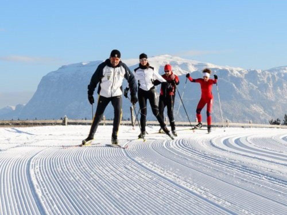 Settimane sci di fondo