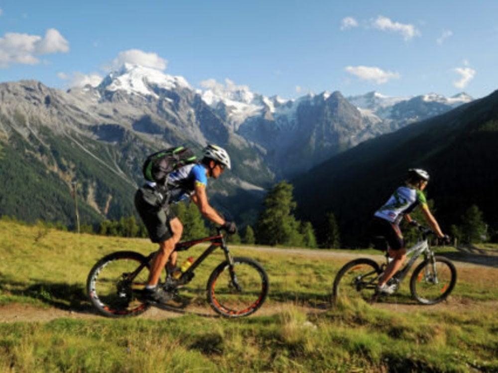 Special Trail-Week con il responsabile della Oetzi Bike Academy Klaus Nischler