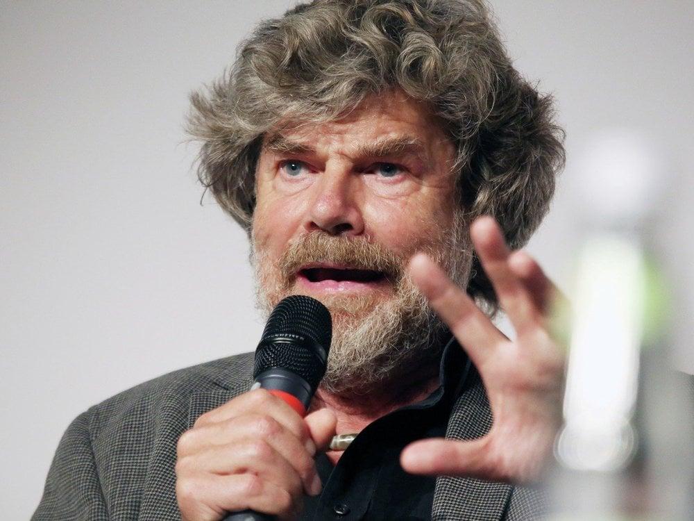 International Mountain Summit con Reinhold Messner