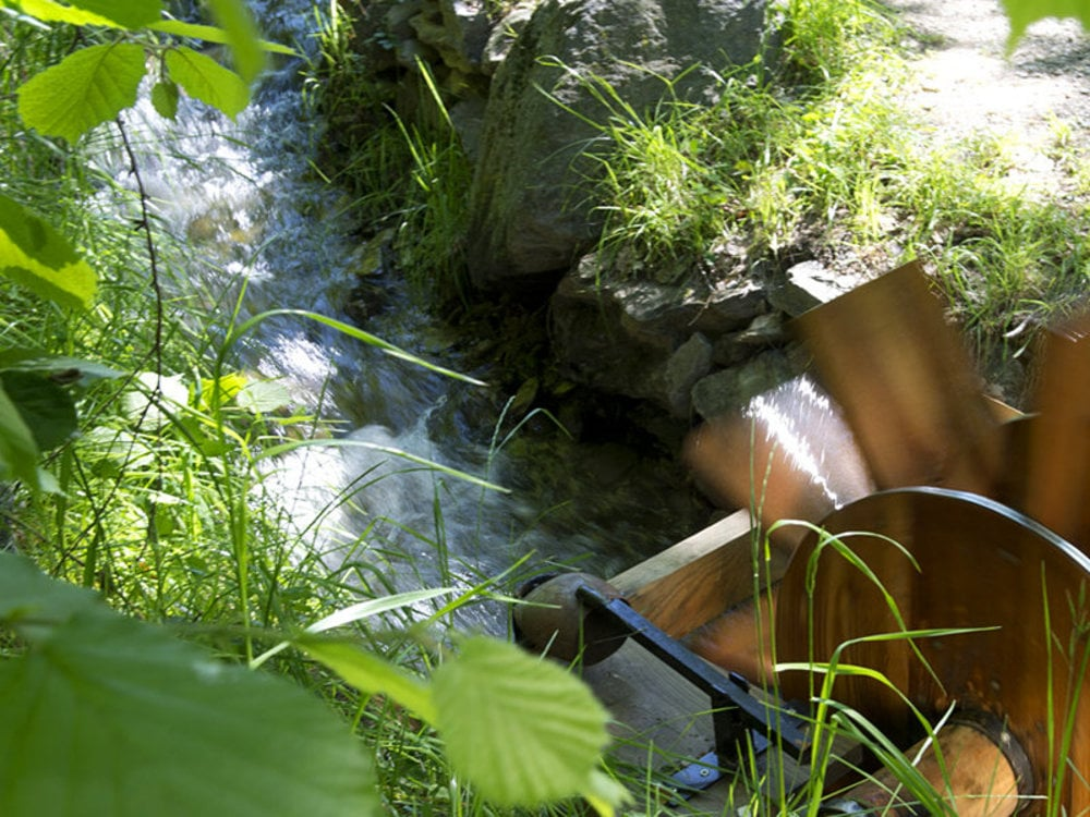 Sentieri d`acqua