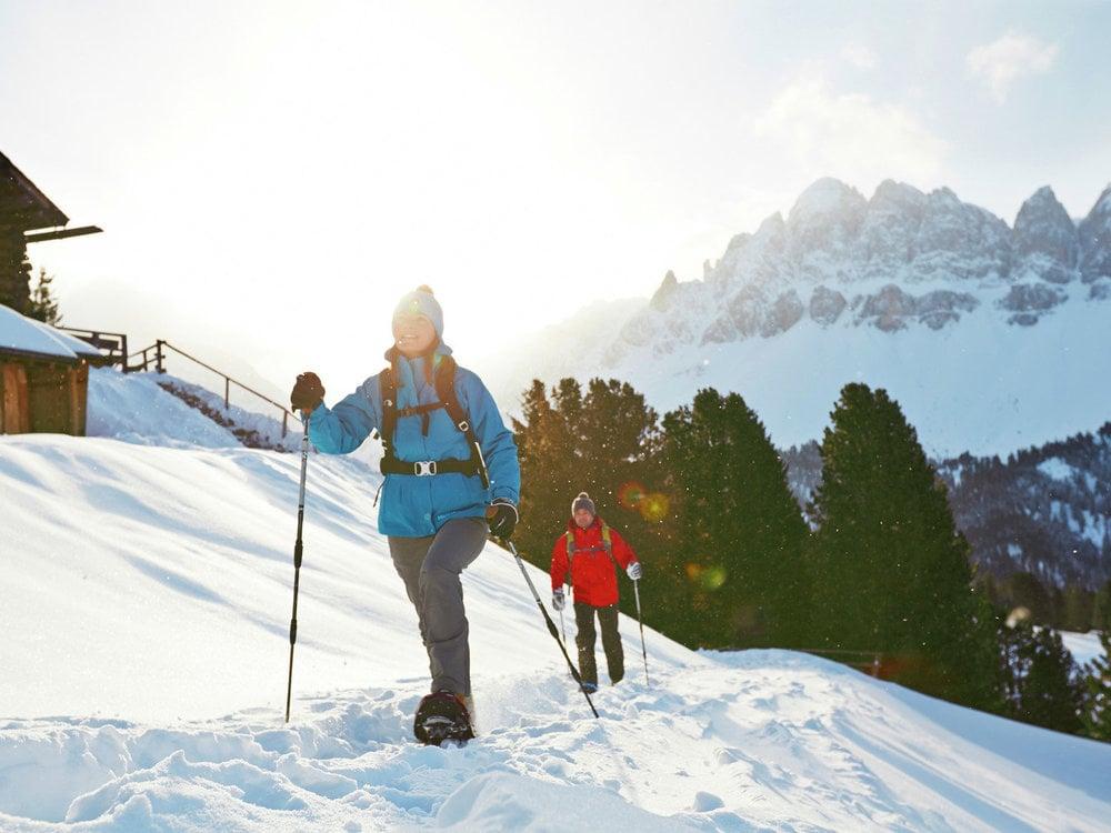 Escursione invernale con Christoph Hainz