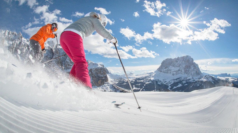 Skiopening mit Skifree