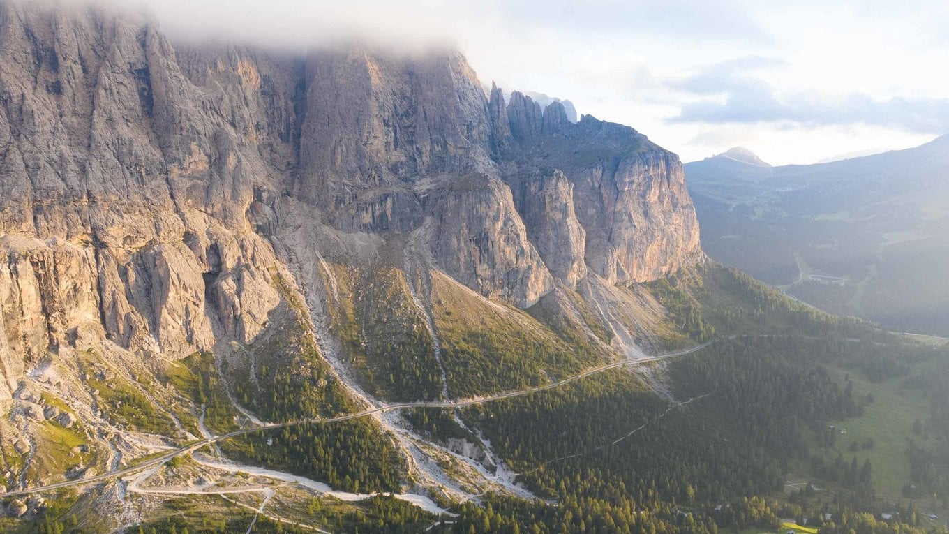 Road Bike Tours in the Dolomites