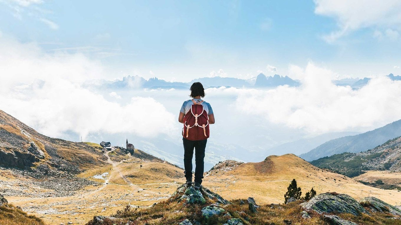 Experience the South Tyrolean mountains
