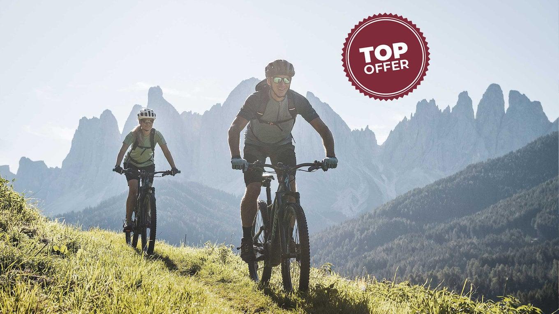 Bike-Abenteuer in Südtirol - 7 Nächte