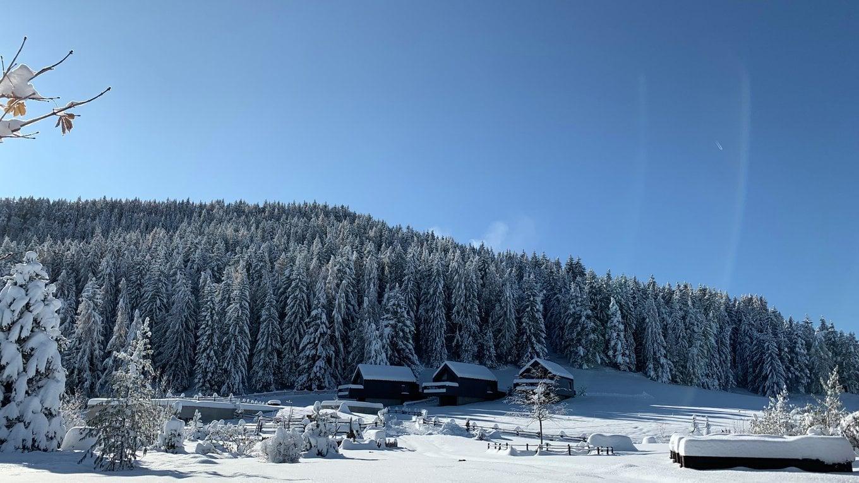 Turn of the year at Pfösl