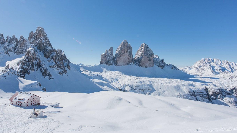 Natura & lusso - Sci d'alpinismo nelle Dolomiti