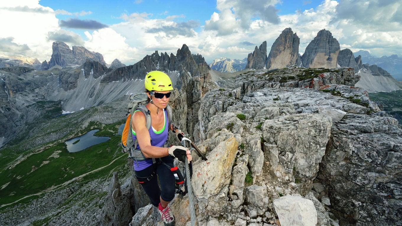 Via ferrata week Dolomites of Sesto Intensive & Cima Grande