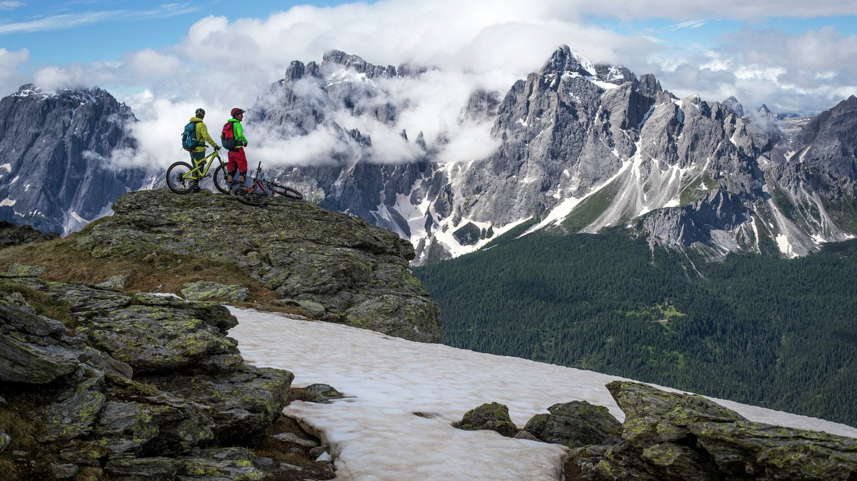 Mountainbike & Ferrate Dolomites of Sesto