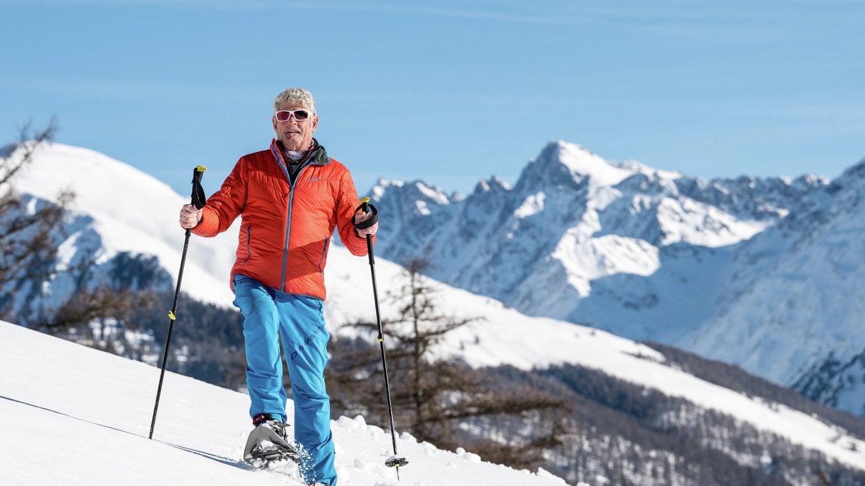 Ski & snowshoe weeks 7=6