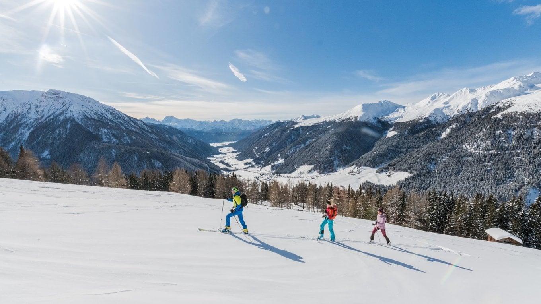Settimane di sci alpinismo