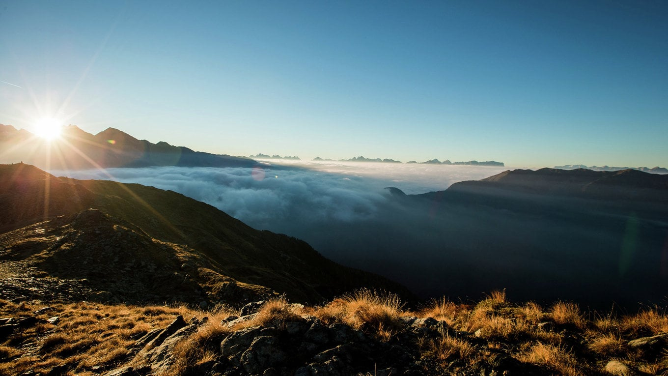AUTUMN HIKES IN THE AHRNTAL VALLEY 7=6