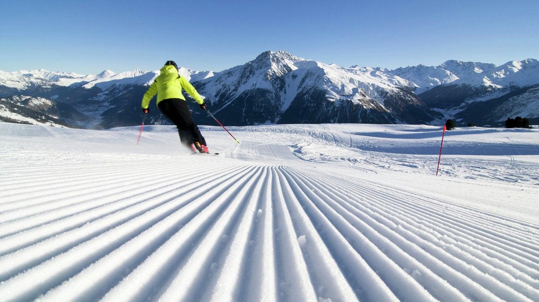 7=6 Ski week in january