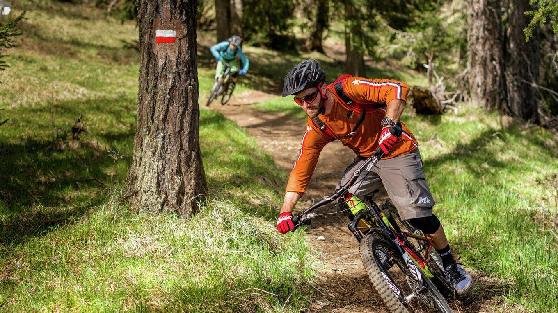 Ötzi Bike Cross Country Trail - Week