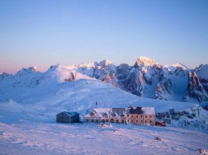 Individuell geführtes Skitourengehen