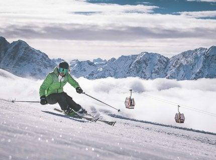 Dolomiti - Skisafari 7 Nächte
