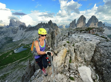 Via ferrata week Dolomites of Sesto Intensive & Cima Grande