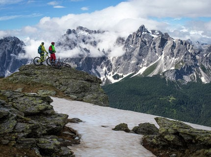 Mountainbike & Ferrate Dolomites of Sesto
