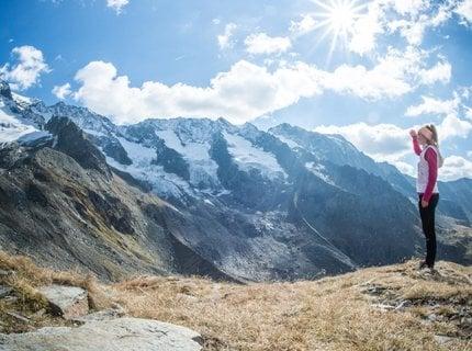 Bergherbst im Oktober