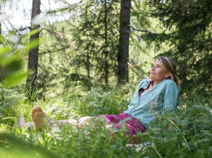 "Vitalpina ""forest bathing"" - 3 to 6 nights"