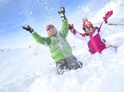 NATURE WINTER KIDS Ski Special