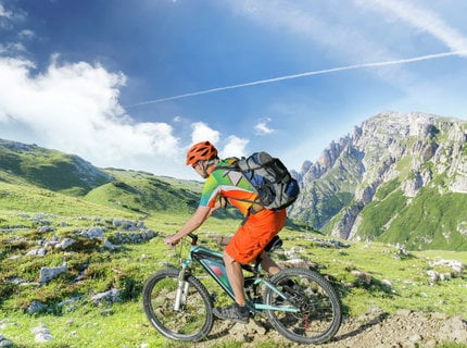 NATURE ACTIVE E-Mountainbike settimane