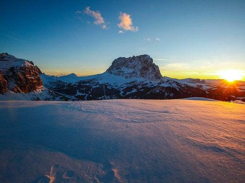 Exploring the Dolomites