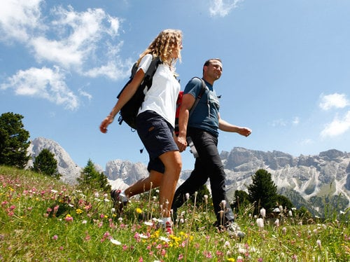 "Speciale escursioni ""Living the Dolomites"""