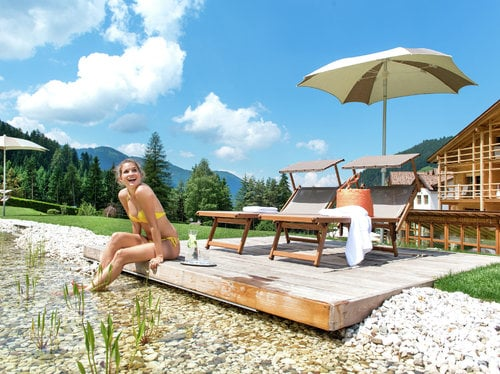 South Tyrol Balance: Pure recreation in the nature