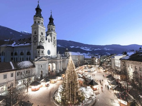 Vorweihnachtszeit in Südtirol