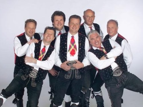 "Concerto del gruppo ""Kastelruther Spatzen"""