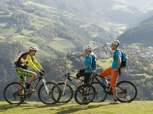 """Mountainbikewochenpauschale """"Bike Hattrick"""""""