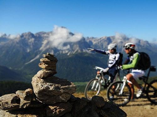 Mountainbike - Bike INTENSE Dolomites of Sesto