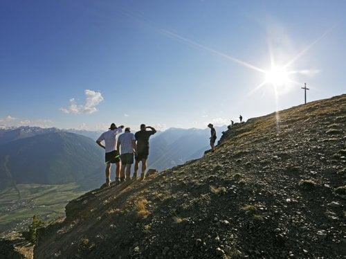Mountain summit week