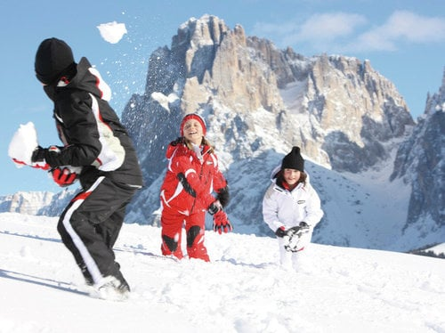 Fun for skiers - incl. ski pass