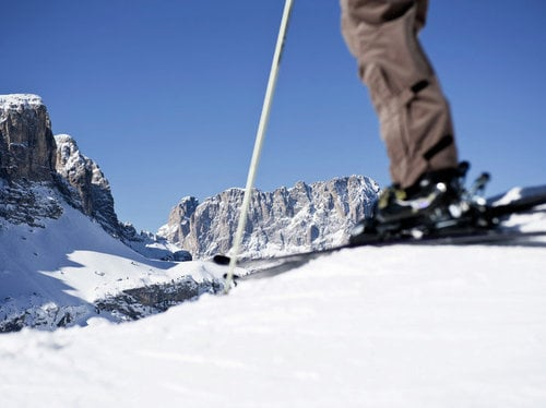 Fun for skiers - incl. ski pass