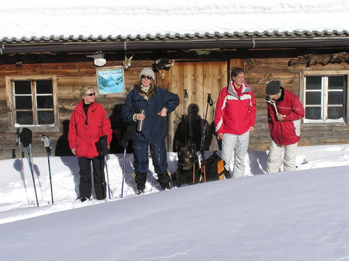 Winterwandern Wellness Fasten