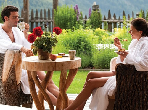 Alpine wellbeing  - South Tyrol Balance