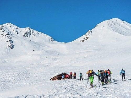 Skitourenwochen Hoch 2