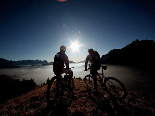 NATURE ACTIVE - E- Mountainbike settimane sportive