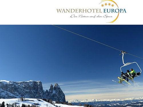 Winter SPA Vitalpina 23.01.-06.02.2016 Alpe di Siuis - Dolomites