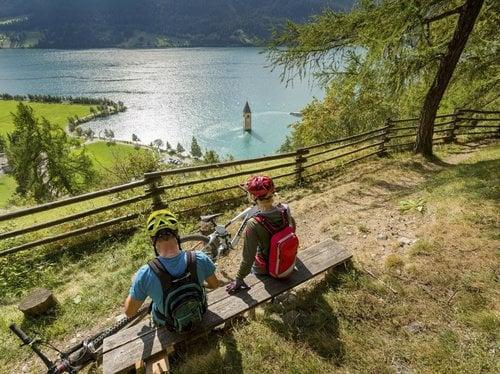 Piacevoli escursioni in bici